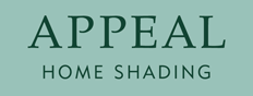 Appeal Home Shading - bespoke blinds