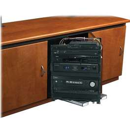 Middle Atlantic - equipment racks SRSR Series, Slide out enclosure for C5 Series Credenzas